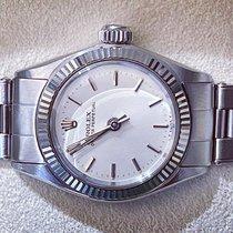 Rolex Oyster Perpetual 26 6619 Muito bom Ouro/Aço Automático
