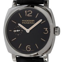 Panerai Radiomir 1940 pre-owned 48.5mm Black Crocodile skin