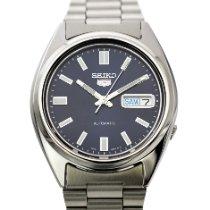 Seiko 5 neu 2021 Automatik Uhr mit Original-Box und Original-Papieren SNXS77K