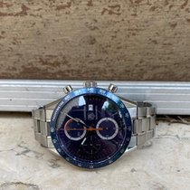 TAG Heuer Carrera Calibre 16 Steel 41mm Blue