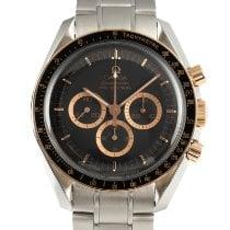 Omega Speedmaster Professional Moonwatch Gold/Stahl 42mm Schwarz Deutschland, Karlsruhe
