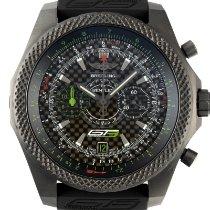 Breitling Bentley Supersports Titanium 50mm Black