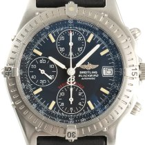 Breitling Blackbird Steel 39mm Black
