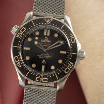 Omega Seamaster Diver 300 M Titan 42mm Schwarz Deutschland, Chemnitz