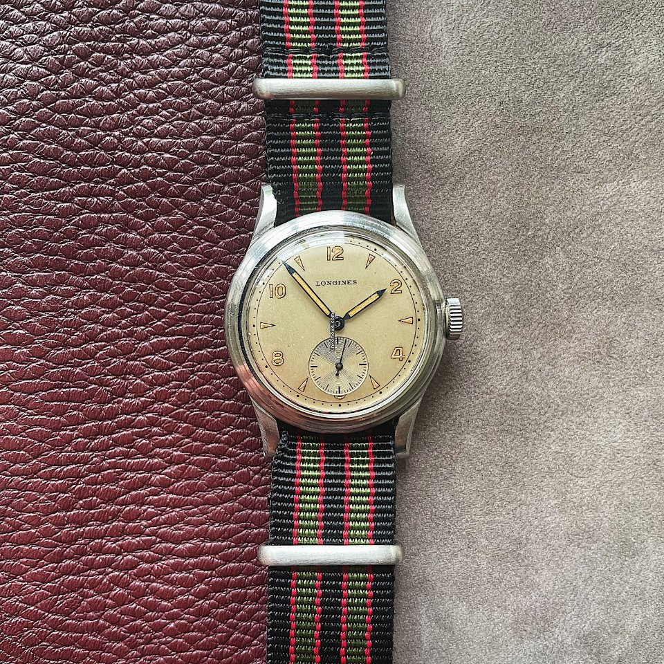 Longines 1948 pre-owned