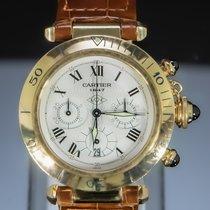 Cartier Yellow gold 38mm Quartz 0960 1 pre-owned