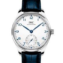 IWC Portuguese Automatic новые 2021 Автоподзавод Часы с оригинальными документами и коробкой IW358304