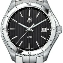 TAG Heuer Link Quartz Steel 40mm United States of America, California, Simi Valley