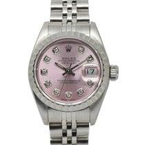 Rolex Oyster Perpetual Lady Date Steel 26mm Pink United Kingdom, Birmingham