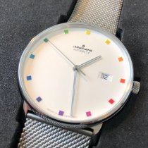 Junghans FORM A Steel 39,3mm White