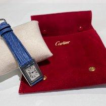 Cartier Tank (submodel) Acciaio 22mm Bianco Italia, Milano