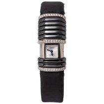 Cartier Titan Quarz Silber Keine Ziffern 16mm gebraucht