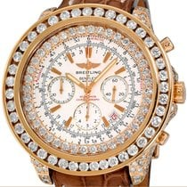 Breitling Bentley Motors Yellow gold 49mm White No numerals United States of America, New York, NEW YORK CITY