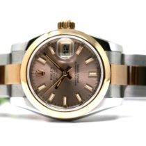 Rolex 179161 Gold/Steel 2020 Lady-Datejust 26mm new
