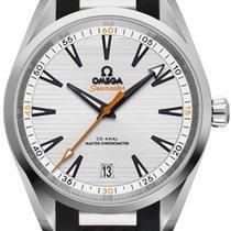 Omega Seamaster Aqua Terra Acier 41mm Argent