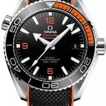 Omega Seamaster Planet Ocean Steel 43.5mm Black