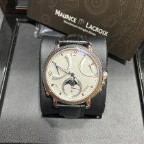 Maurice Lacroix gebraucht Handaufzug 43mm