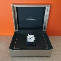 Jaeger-LeCoultre Master Hometime Steel 40mm Silver No numerals