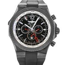 Breitling Bentley GMT Steel 49mm Black