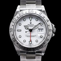 Rolex Explorer II Steel 40mm United States of America, Massachusetts, Boston
