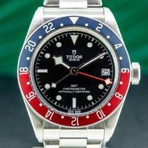 Tudor Black Bay GMT Steel 41mm United States of America, Massachusetts, Boston