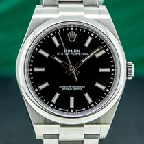 Rolex Oyster Perpetual 39 Steel 39mm United States of America, Massachusetts, Boston
