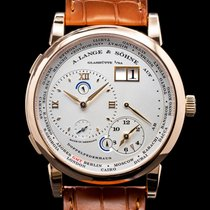 A. Lange & Söhne Lange 1 Rose gold 41.9mm United States of America, Massachusetts, Boston