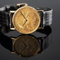 Corum 082.355-56 Gelbgold 1995 Coin Watch gebraucht Deutschland, Göppingen