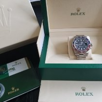 Rolex 116719BLRO White gold 2018 GMT-Master II 40mm new United States of America, California, west hollywood