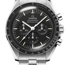 Omega Speedmaster Professional Moonwatch Ατσάλι 42mm Μαύρο Xωρίς ψηφία Ελλάδα, iraklio