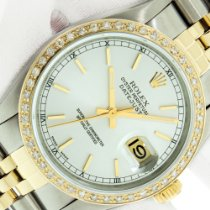 Rolex Datejust 16013 16233 Very good Gold/Steel 36mm Automatic United States of America, California, Los Angeles