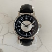 Montblanc Summit Steel 38mm Black Arabic numerals United States of America, Illinois, Chicago
