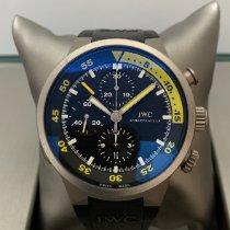 IWC Aquatimer Chronograph Titanium Black Malaysia