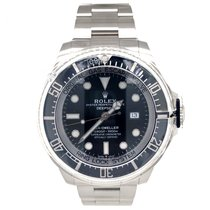 Rolex Sea-Dweller Deepsea Steel 44mm Black No numerals United States of America, Florida, Aventura