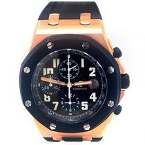 Audemars Piguet Audemars Piguet Red gold Royal Oak Offshore pre-owned United States of America, Florida, Aventura