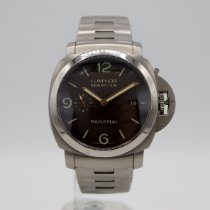 Panerai PAM 00352 Titanium Luminor Marina 1950 3 Days Automatic 44mm pre-owned United States of America, California, Santa Monica