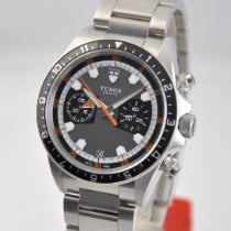 Tudor Heritage Chrono Steel 42mm Grey No numerals United States of America, Ohio, Mason