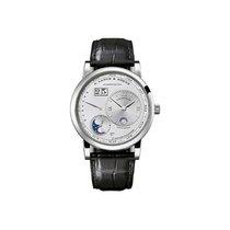 A. Lange & Söhne Lange 1 Platinum 41.9mm Silver UAE, Dubai