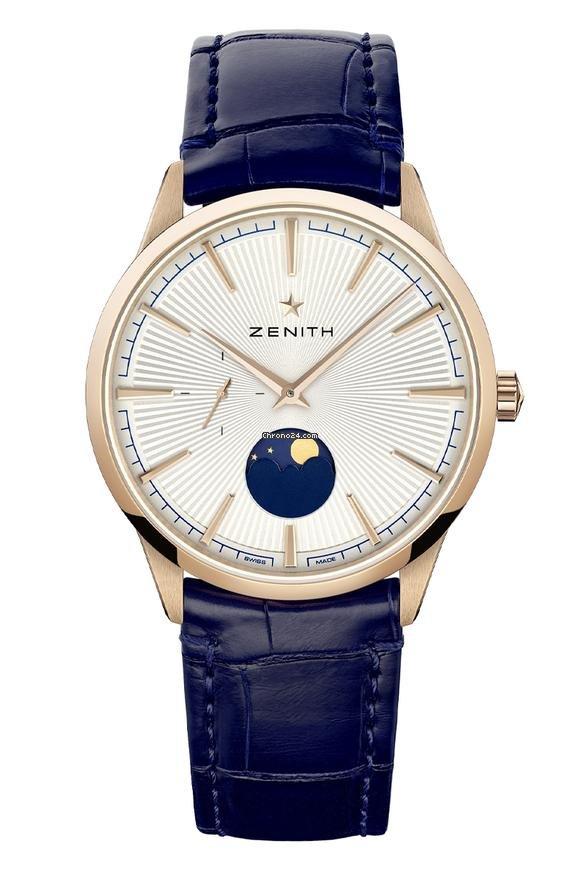 Zenith Elite 18.3100.692/01.C922 new