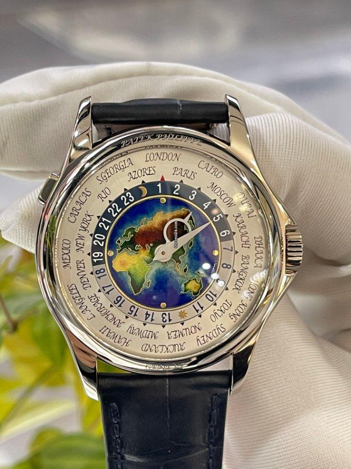 Patek Philippe World Time 5131G-001 new