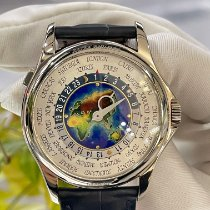 Patek Philippe 5131G-001 White gold World Time 39.5mm new
