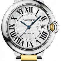 Cartier Ballon Bleu 42mm Золото/Cталь 42mm Cеребро Римские Россия, Moscow