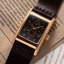 Audemars Piguet Edward Piguet Oro rosa Negro