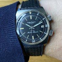 Jaeger-LeCoultre Deep Sea Chronograph Otel 36mm Negru Fara cifre