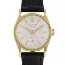 Patek Philippe Yellow gold 31mm Manual winding 96 pre-owned