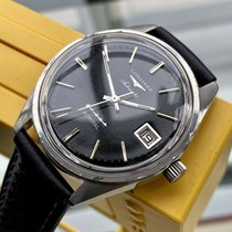Longines Steel 35mm Automatic Admiral pre-owned United Kingdom, Norwich