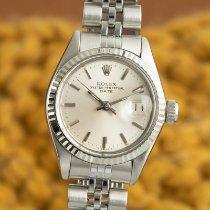 Rolex Lady-Datejust 6917 Nagyon jó Arany/Acél 26mm Automata