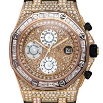 Audemars Piguet Royal Oak Offshore Chronograph Pозовое золото 42mm Золотой