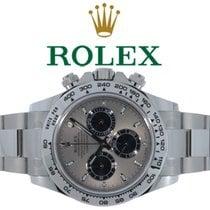 Rolex Daytona Weißgold 40mm Grau Arabisch Deutschland, Essen