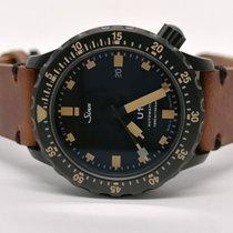 Sinn U1 Stahl 44mm Schwarz Deutschland